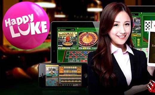 คาสิโนออนไลน์ HappyLuke มอบรางวัลให้ทุกคนได้รับ (HappyLuke casino online providing prize for all gamblers)