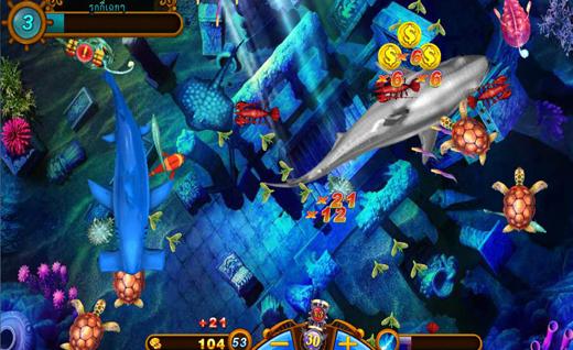 พัฒนาการเกมเดิมพันกับเกมยิงปลาออนไลน์